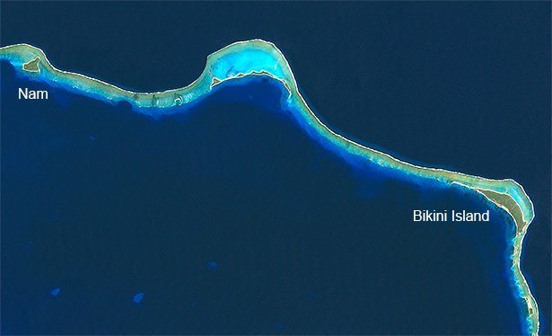 bikini atoll atomtests