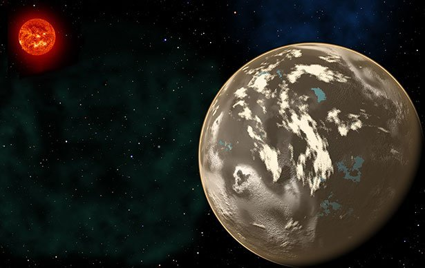 Kohlenstoff aus der jungen Erde