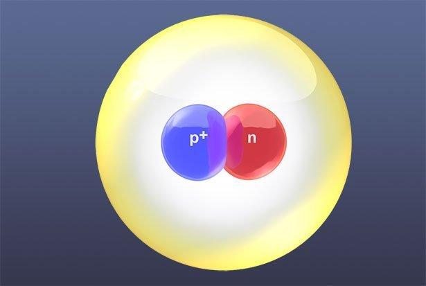 Radius Atomkern