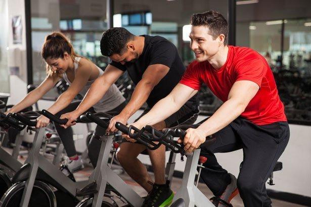 Fitness Wiederholungen
