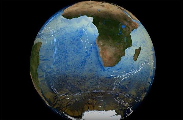 Ozeane: Rätsel des Tiefenwassers gelöst?