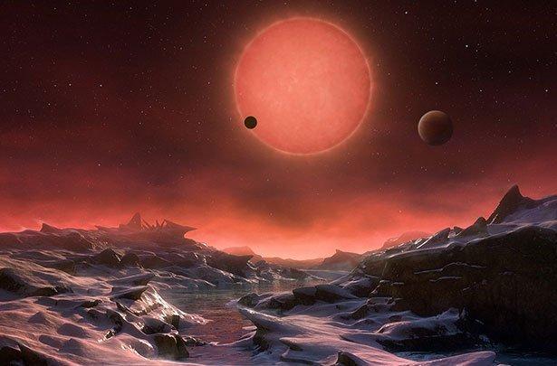SETI belauscht nahe Erdzwillinge