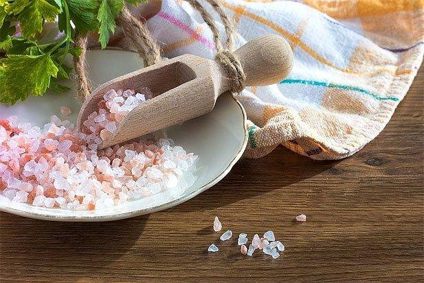 Eine Prise Salz gegen den Durst