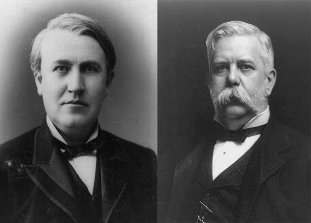 Edison Gleichstrom