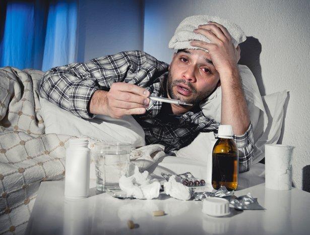 Männerschnupfen Video Krankenhaus