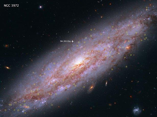 dunkle kosmische energie das ratsel der beschleunigten expansion des universums astrophysik aktuell