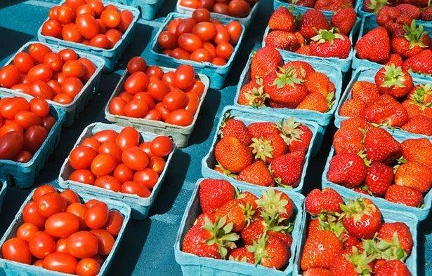 Allergengehalt Von Erdbeeren Und Tomaten Hängt Von Der Sorte Ab