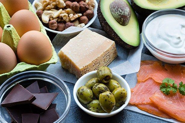 Kohlehydratarme Ernährung