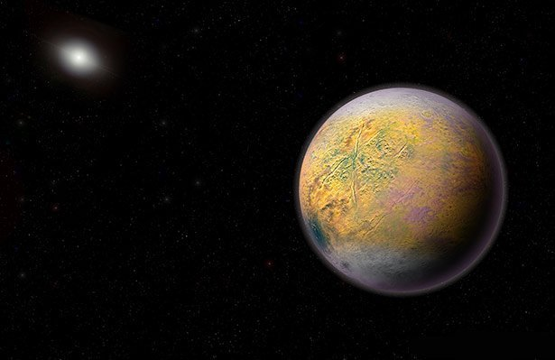 Planet 9 Umlaufbahn