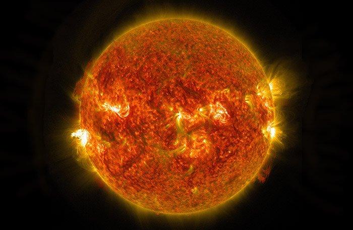 Sonne Entstehung