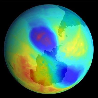 Ozonloch 2021