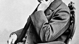 Alfred Nobel, Foto von Gösta Florman (1831–1900)
