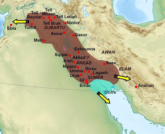 Akkadisches Reich