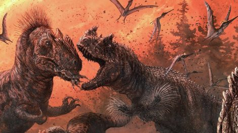 Raubdinosaurier