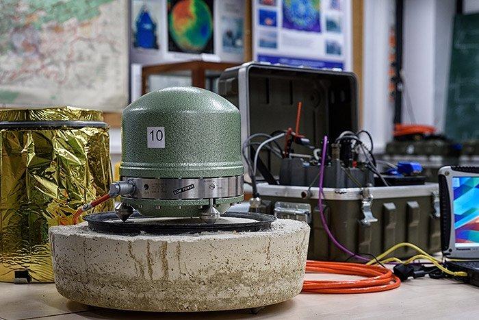 Seismometer 2