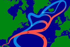 Nordatlantische Umwälzströmung