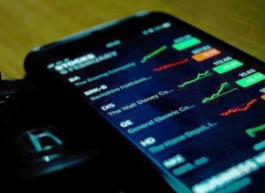 Symbolbild Aktienkurse