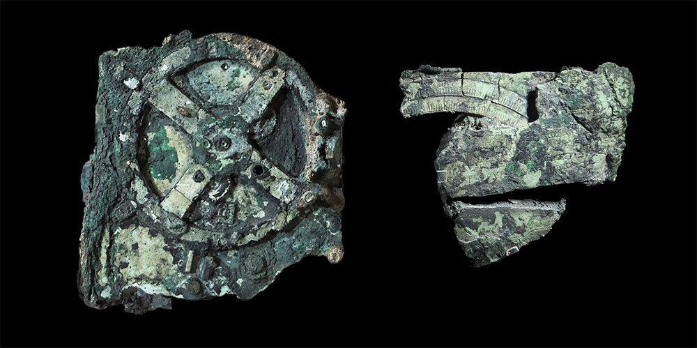 Antikythera-Mechanismus