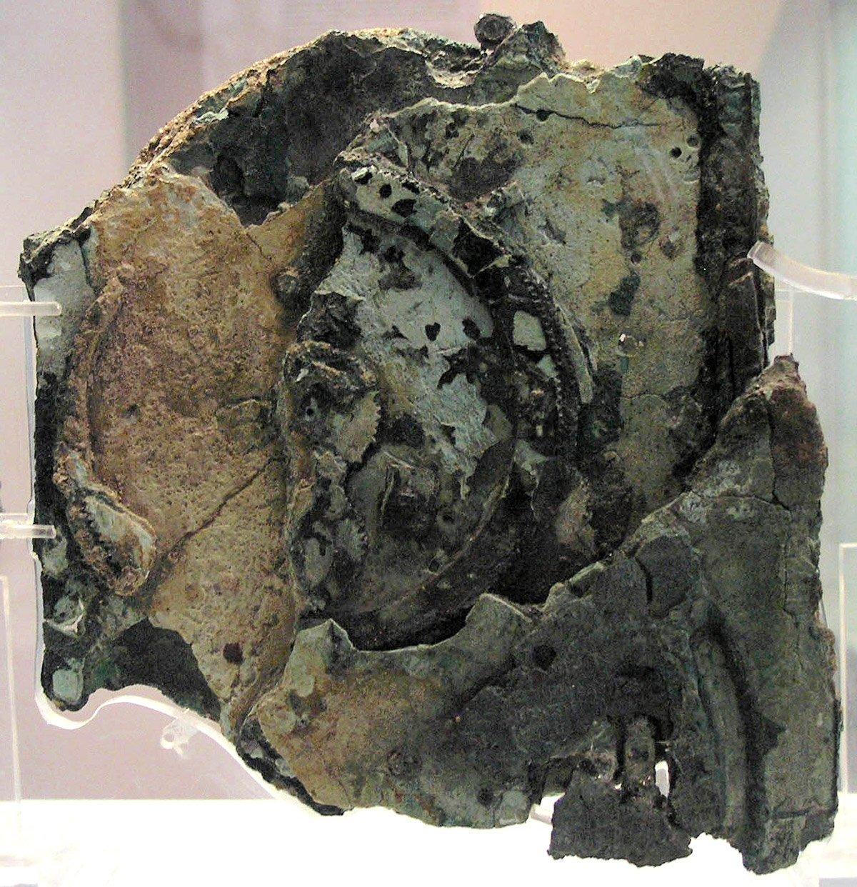 Antikythera-Fragment A