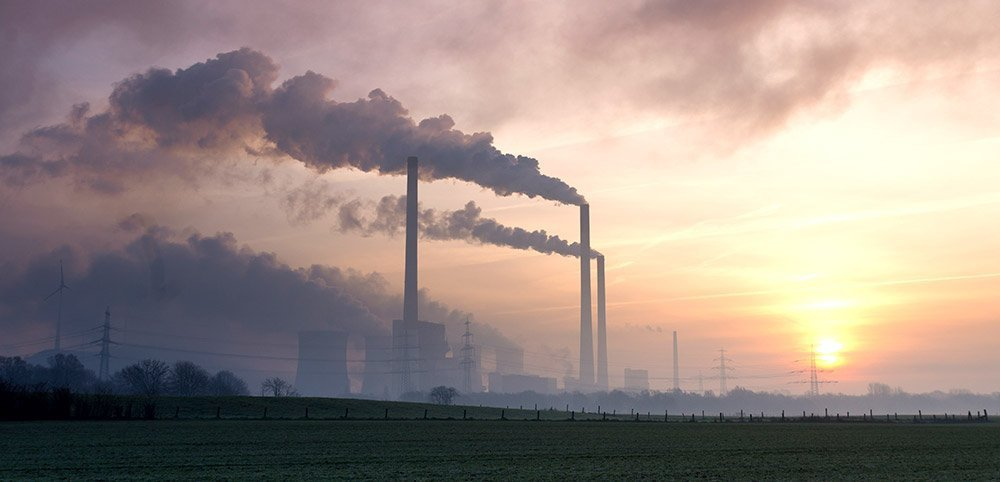 Industrie-Emissionen