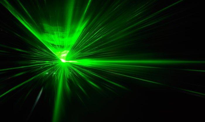 Laserlicht