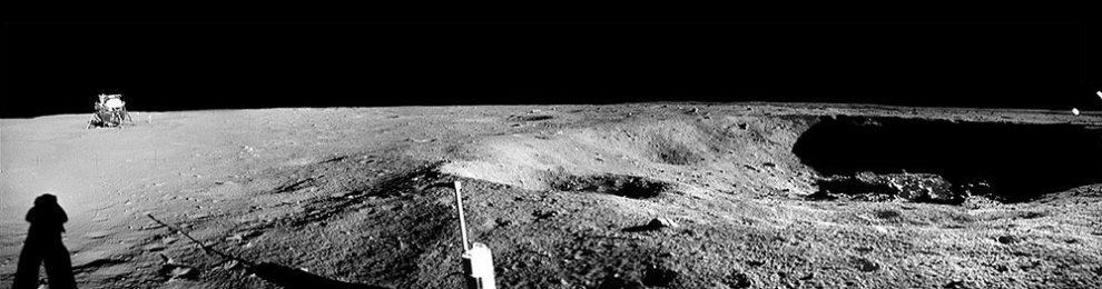 Landeplatz Apollo 11