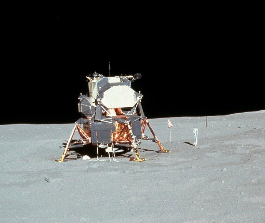 Apollo 11 Landefähre