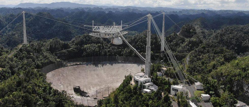 Arecibo-Teleskop
