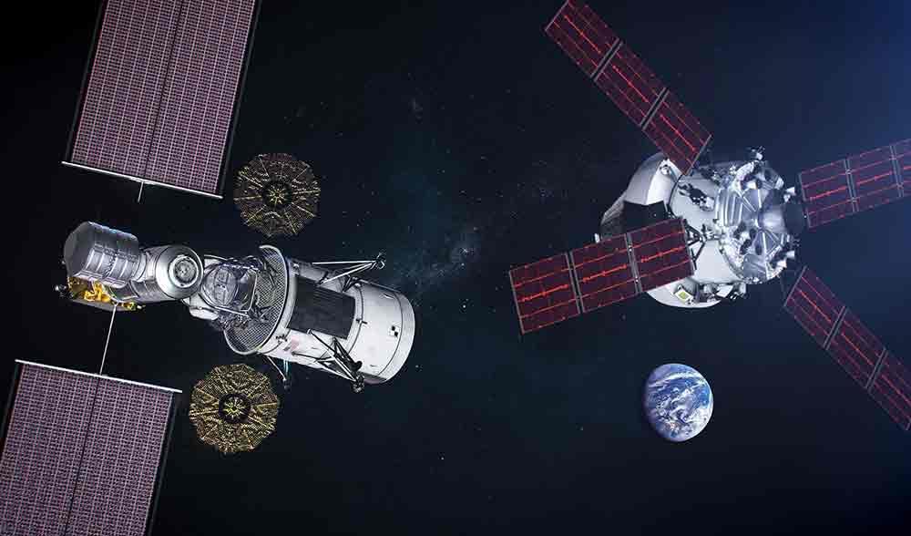 lunare Gateway