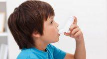 Kindliches Asthma