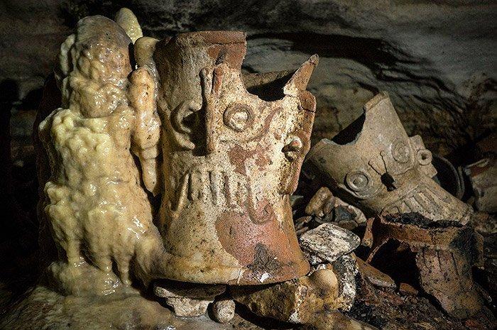 Balamku-Höhle