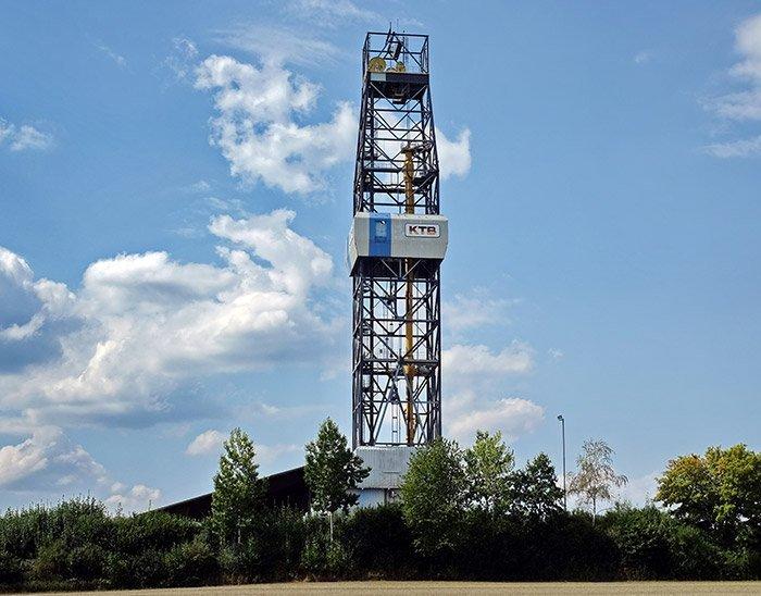 KTB-Bohrturm