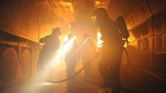 Tunnelbrand