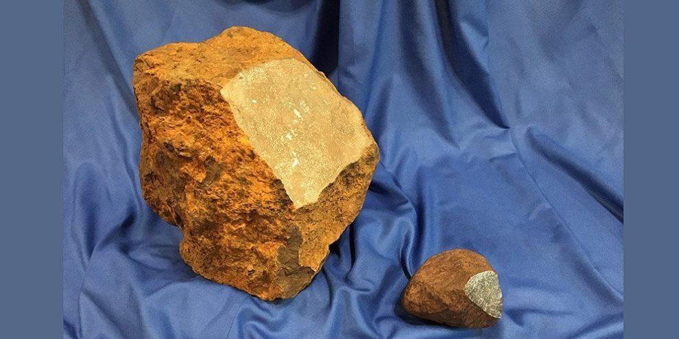 Blaubeuren-Meteorit