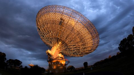 Parkes-RAdioteleskop