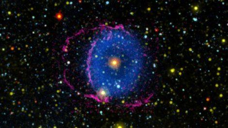 Blue RIng Nebula