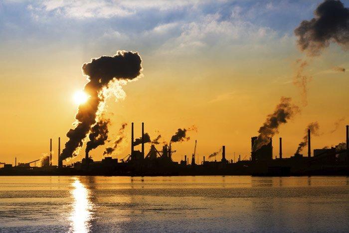 Industrieabgase
