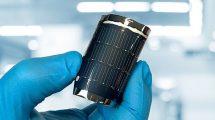 CIGS-Solarzelle