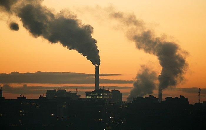 Treibhausgas-Emissionen