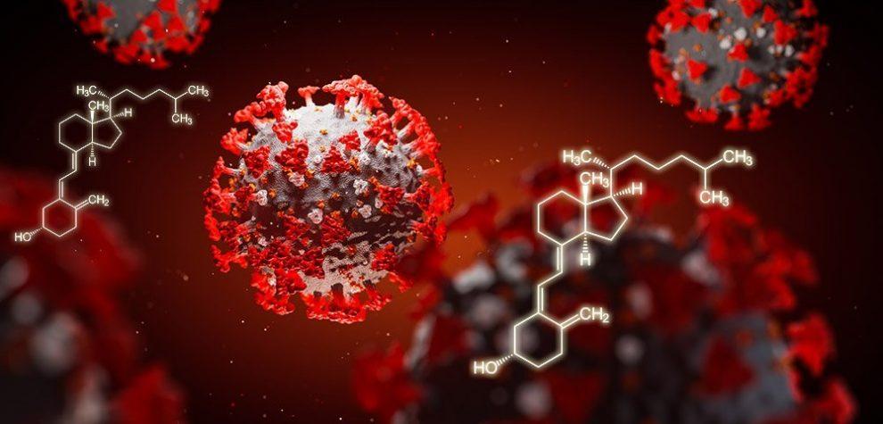 SARS-CoV-2 und Vitamin D3