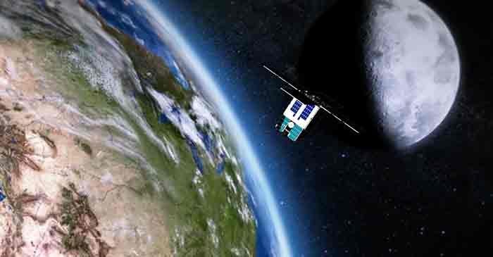 Deep Space Atomuhr