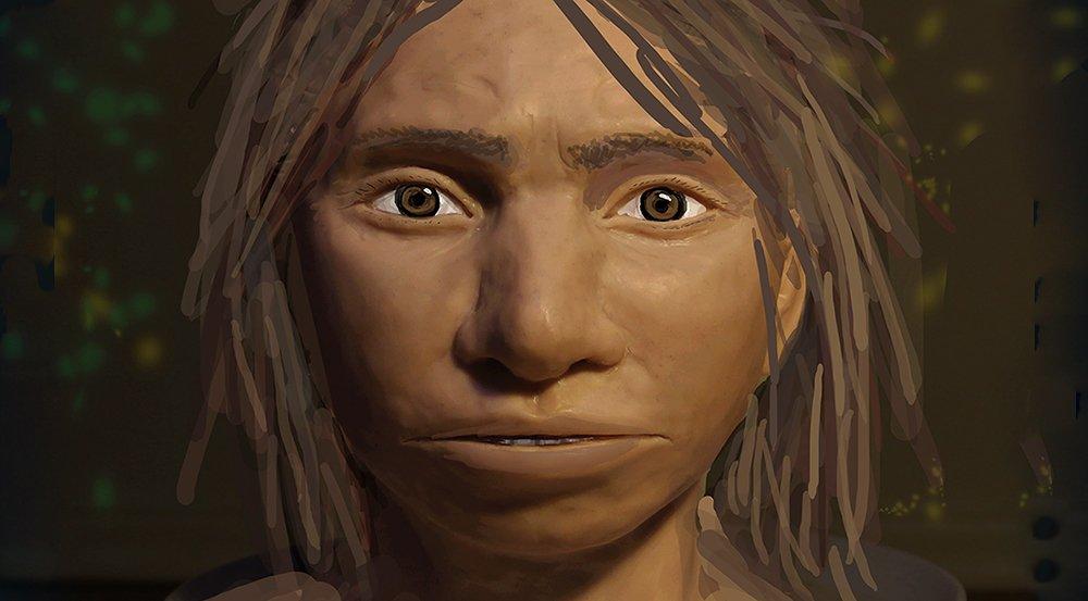Denisova-Portrait