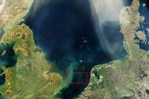 Nordsee und Brown Bank
