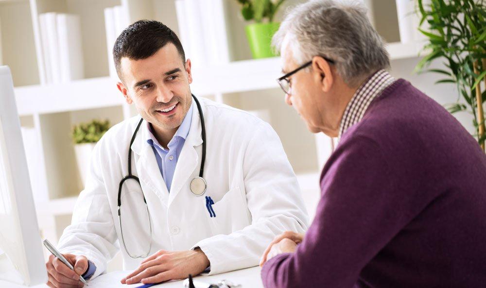 Therapie: Was die Einstellung des Arztes bewirkt