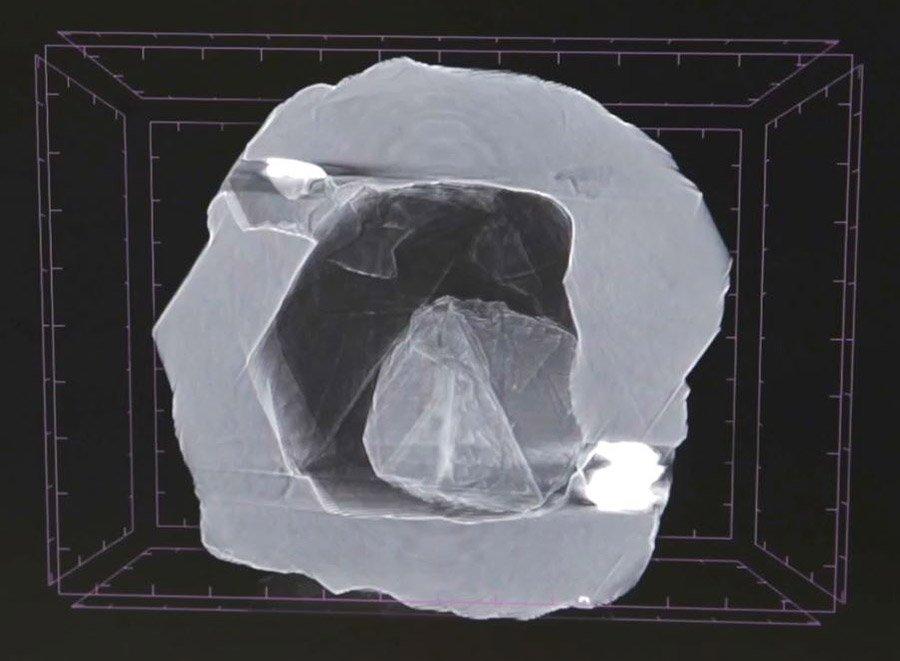 Matrioschka-Diamant