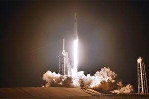 Falcon-9 Start