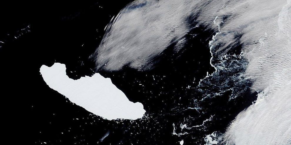 Eisberg A68