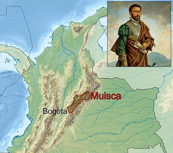 Muisca-Föderation