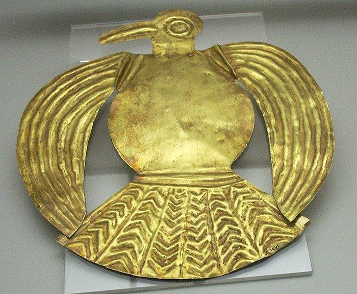 Inka-Vogel