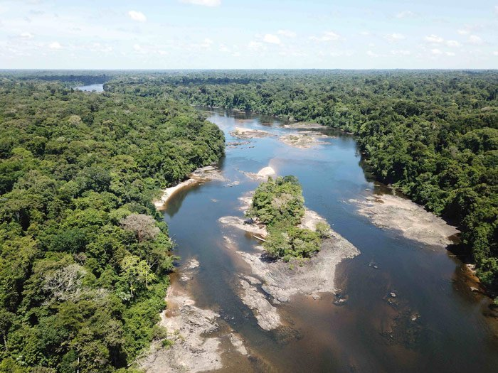 Amazonas-Hochland